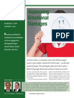 Assessing Emotional Damages