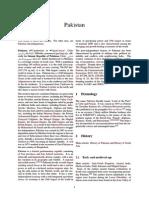 Culture of Provinces of Pakistan | Languages | Culture (General)