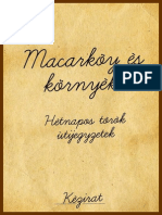 Macarköy és Környéke