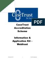 Web Front Case
