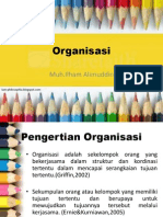 Organisasi (Pertemuan Ketujuh)
