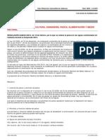 Cataluña - Normativa de Pesca continental 2015