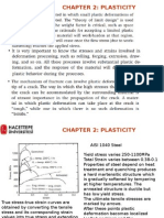 Chapter2-Plasticity BAUSHINGER EFFECT