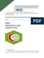 Hemoptisis FILE
