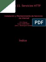 Capítulo 11. Servicios HTTP