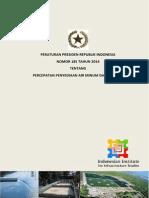 PerPres Sanitasi dan Air Mnum.pdf