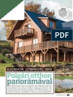 Gerendaház Magazin - Stresszoldás Csobánkán