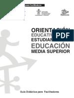 Guia Facilitadores 2011