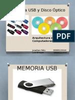 Presentacion USB y Opticos