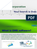 EMR Clinic Software