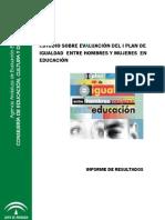 Estudio Evaluacion i Plan Igualdad