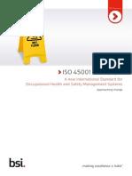 ISO 45001 Whitepaper