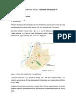 Gestión Ambiental Urbana. Distrito Municipal 6