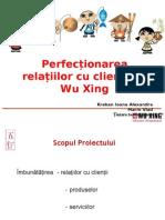 Prezentare Wu Xing
