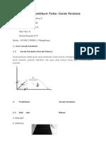 Hasil Praktikum Fisika