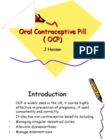 Oral Contraceptive Pill