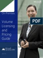 MicrosoftDynamicsCRM2013On-PremisesLicensingGuide(CustomerReady)