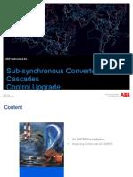 SSC Control Upgrade