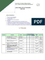 PLANO ACTIVIDADES BE 2007-2008