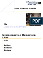 What Are Interconnection Elements in LAN