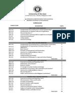 BSA Curriculum