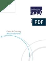 Coaching course 2011