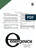 Energetica - 1988 nr 8