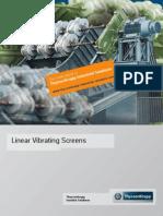 Vibrating Screen Design