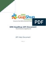 Enterprises Msg Up ShuP api Document