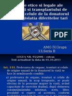 Aspecte Etice Si Legale Ale Prelevarii Si Transplantului (1)