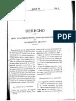 1. Trucco y Urrutia. Posesión Inscrita.