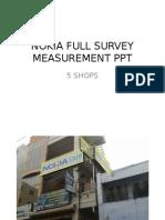 Nokia Full Survey Measurement Ppt - 5 Shops
