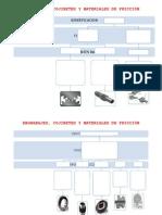 Mapas Componentes y Materiales