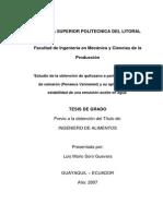 Obtencion Del Quitosano