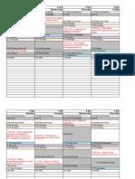 updated schedule 3 3 15