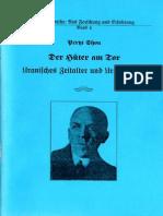 P. Shou, Der Hüter Am Tor; Uranisches Zeitalter Und Ur-Religion