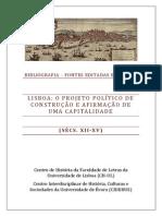 Bibliografia de fontes portuguesas editadas