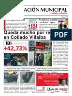 Información Municipal de Collado Villalba (Marzo 2015)
