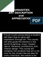 Humanities Powerpoint