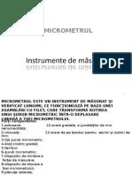 10-micrometrul