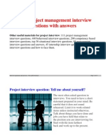 top14projectmanagementinterviewquestionsandanswers-140403035203-phpapp02