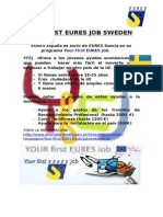 My First Eures Job Sweden