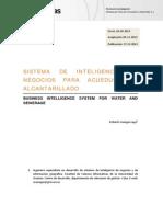Sistema de BI Para Acueducto y Alcantarillado