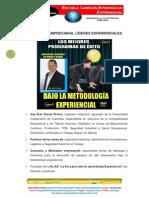 Programa Tu Camino Al Exito Empresarial 15 Enero 2015