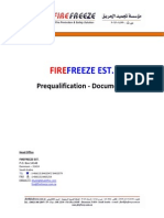 Pre Qualification -Firefreeze - 2014a