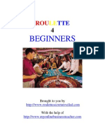 Roulette 4 Beginners