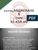 KEPALANGMERAHAN