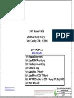 d9b19 Compal JBL00 LA-3801P - DeLL E6400 Laptop Schematics