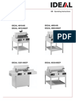 Ideal Guilotine