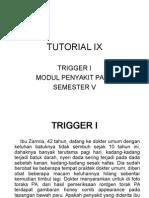 Tutorial IX Trigger 1 Paru
